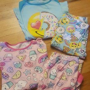 Girls Pajama Sets